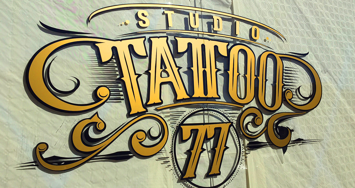 Studio Tatoo 77